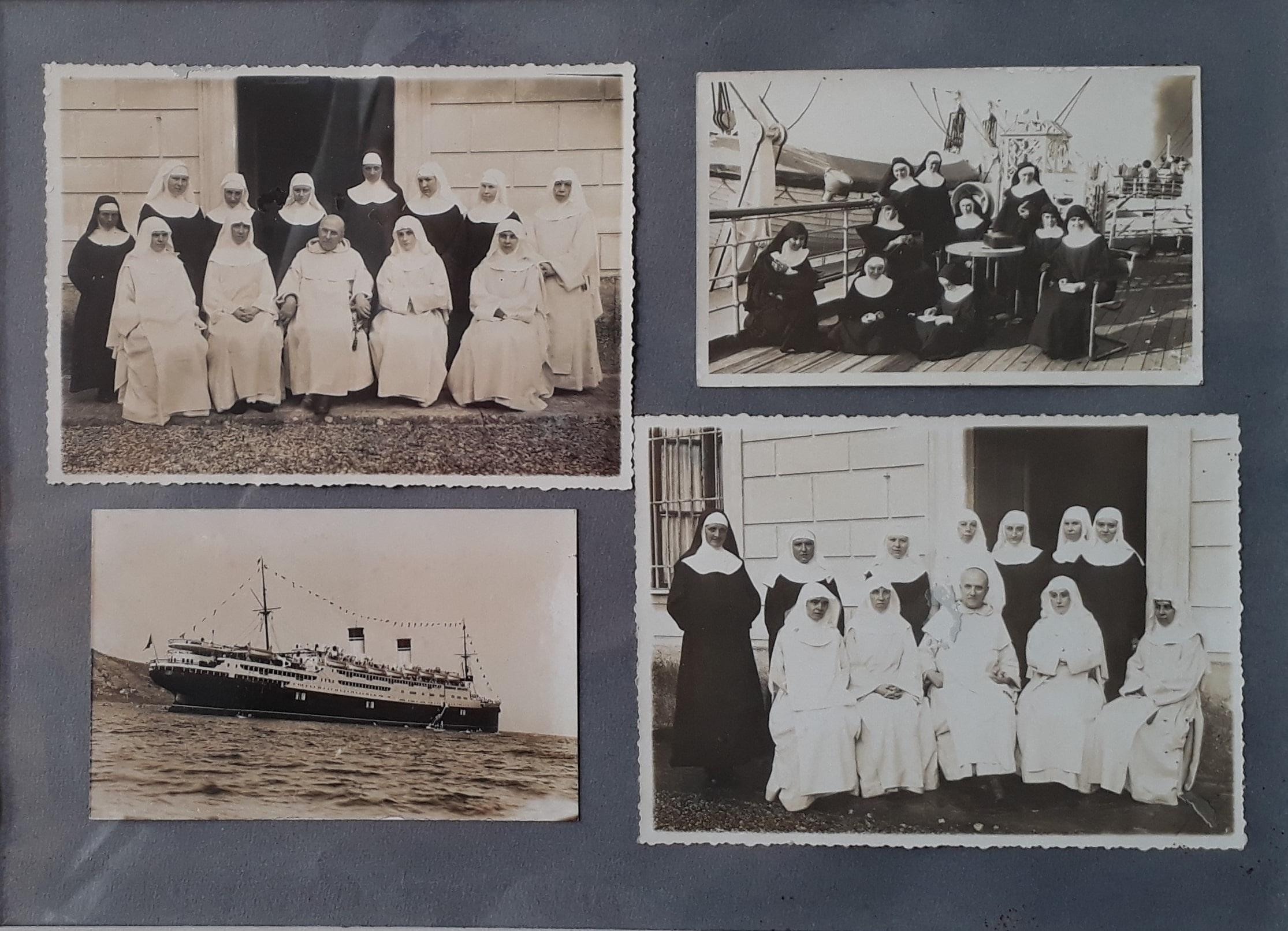 Nossa história - Irmãs da Companhia da Virgem