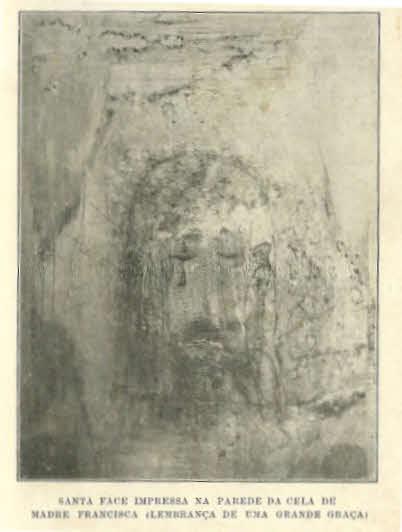 Sagrada Face de Madre Francisca de Jesus