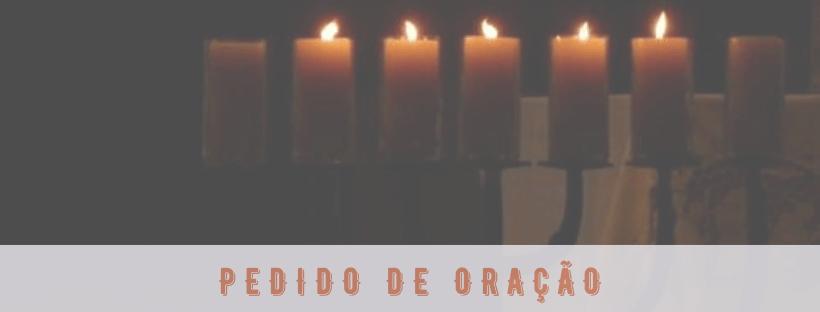 Pedido de Oração - Mosteiro da Virgem