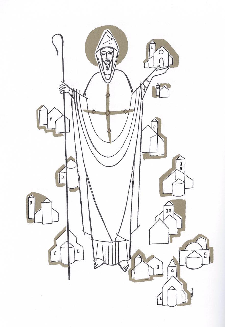 Cap. 3.1 - Vida e Milagres de São Bento