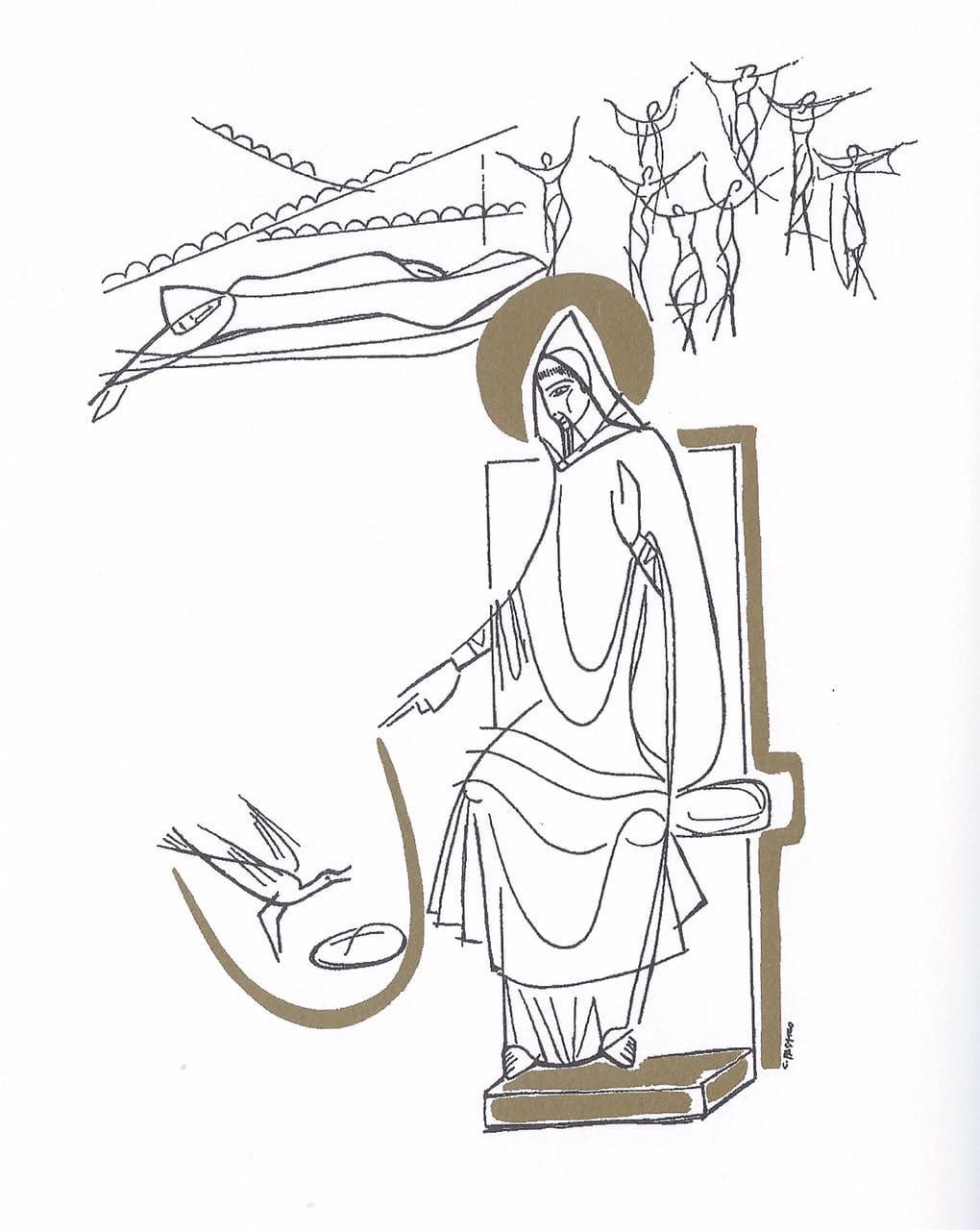 Cap. 8.1 - Vida e Milagres de São Bento