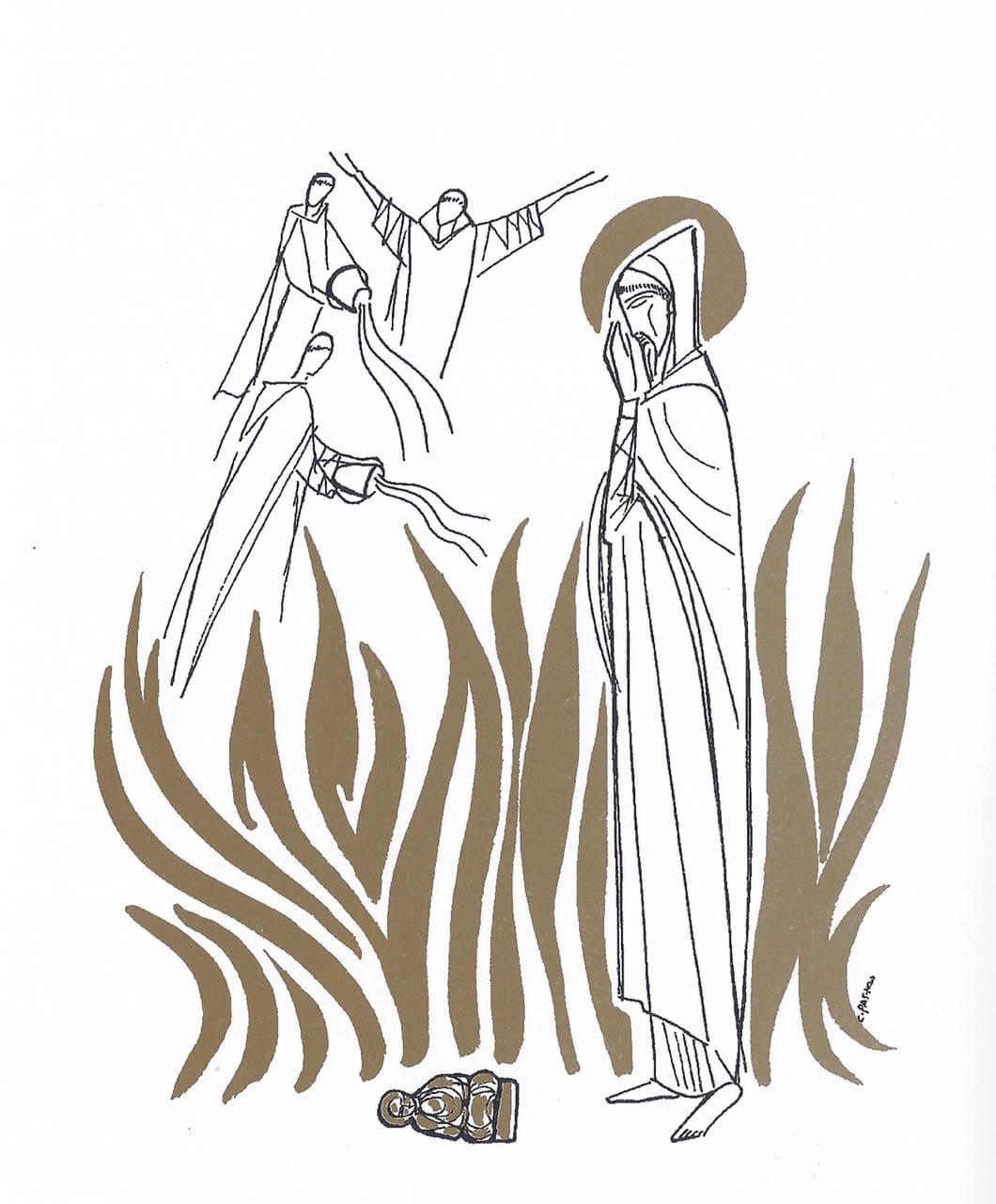 Cap. 10 - Vida e Milagres de São Bento
