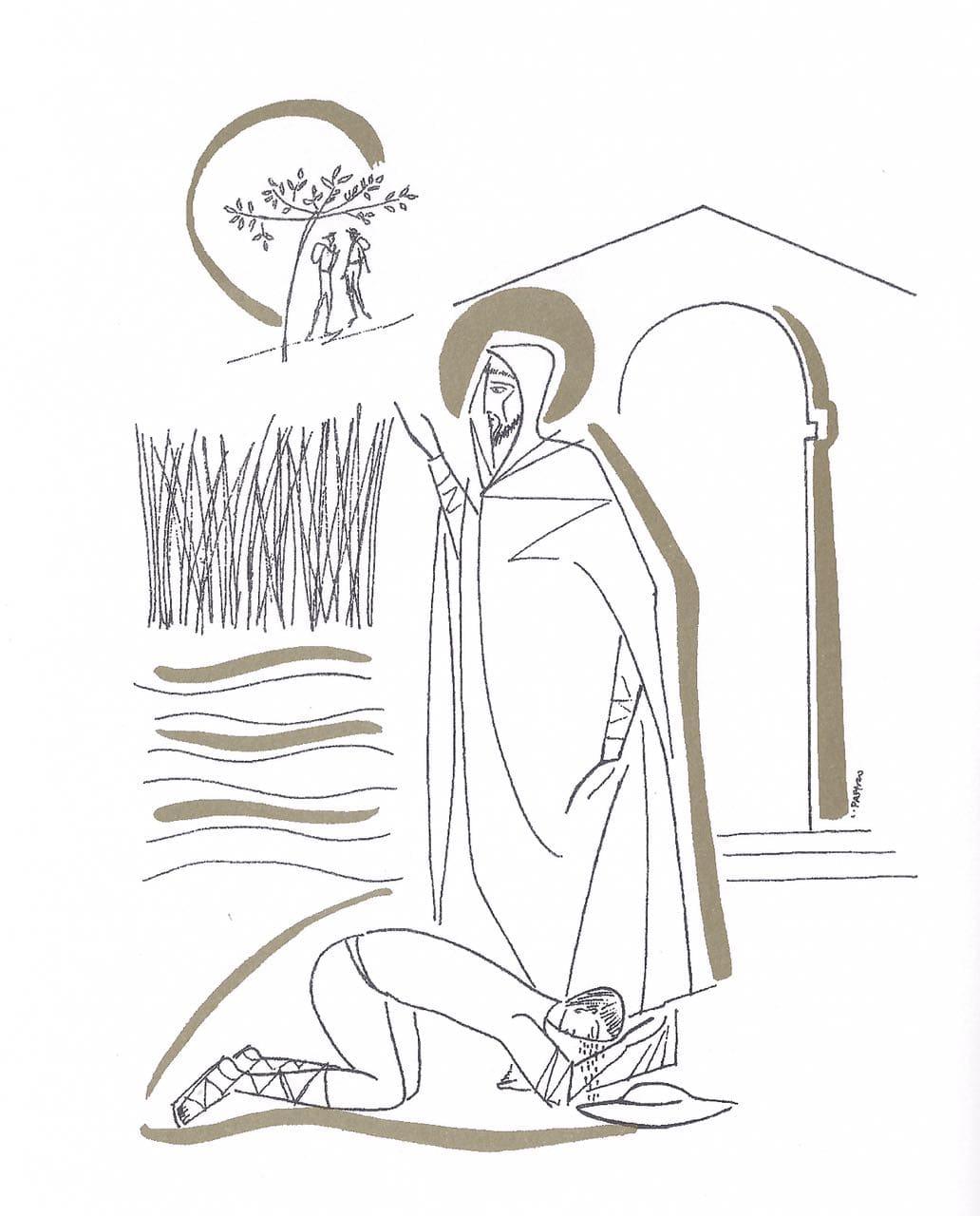 Cap. 13 - Vida e Milagres de São Bento