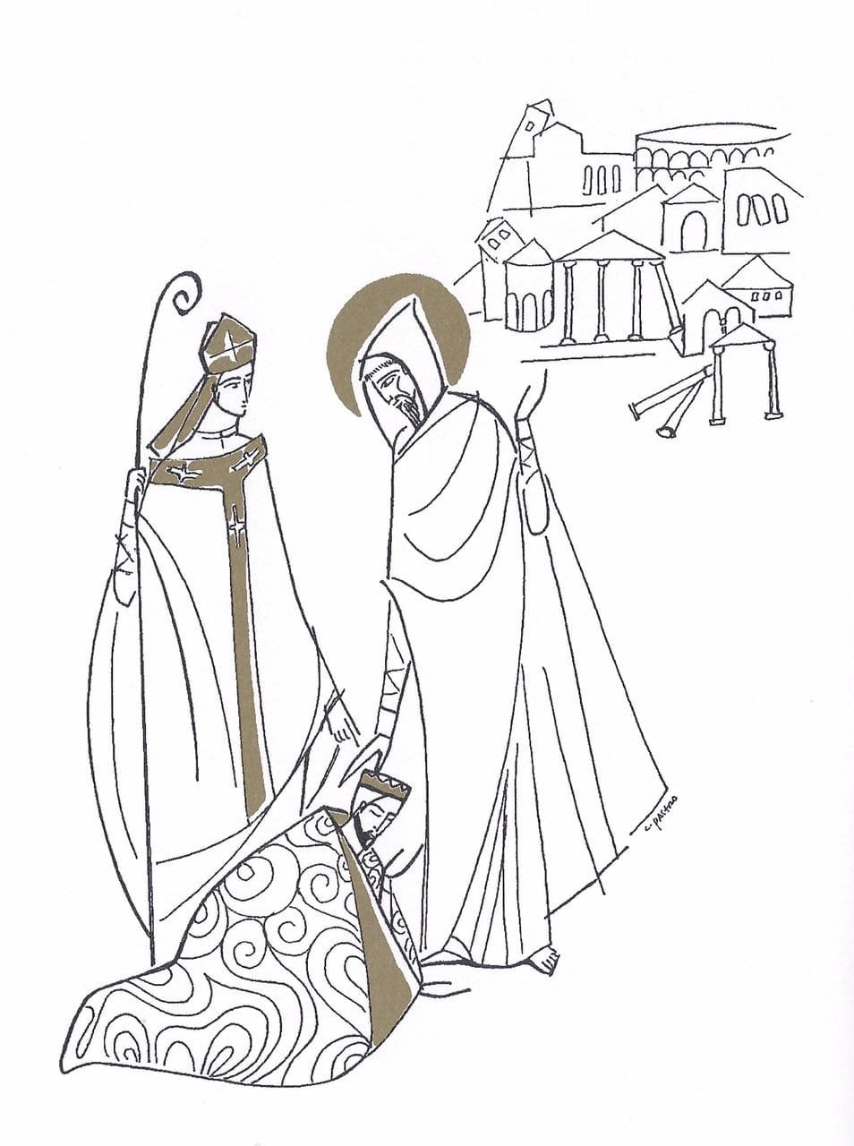 Cap. 15 - Vida e Milagres de São Bento