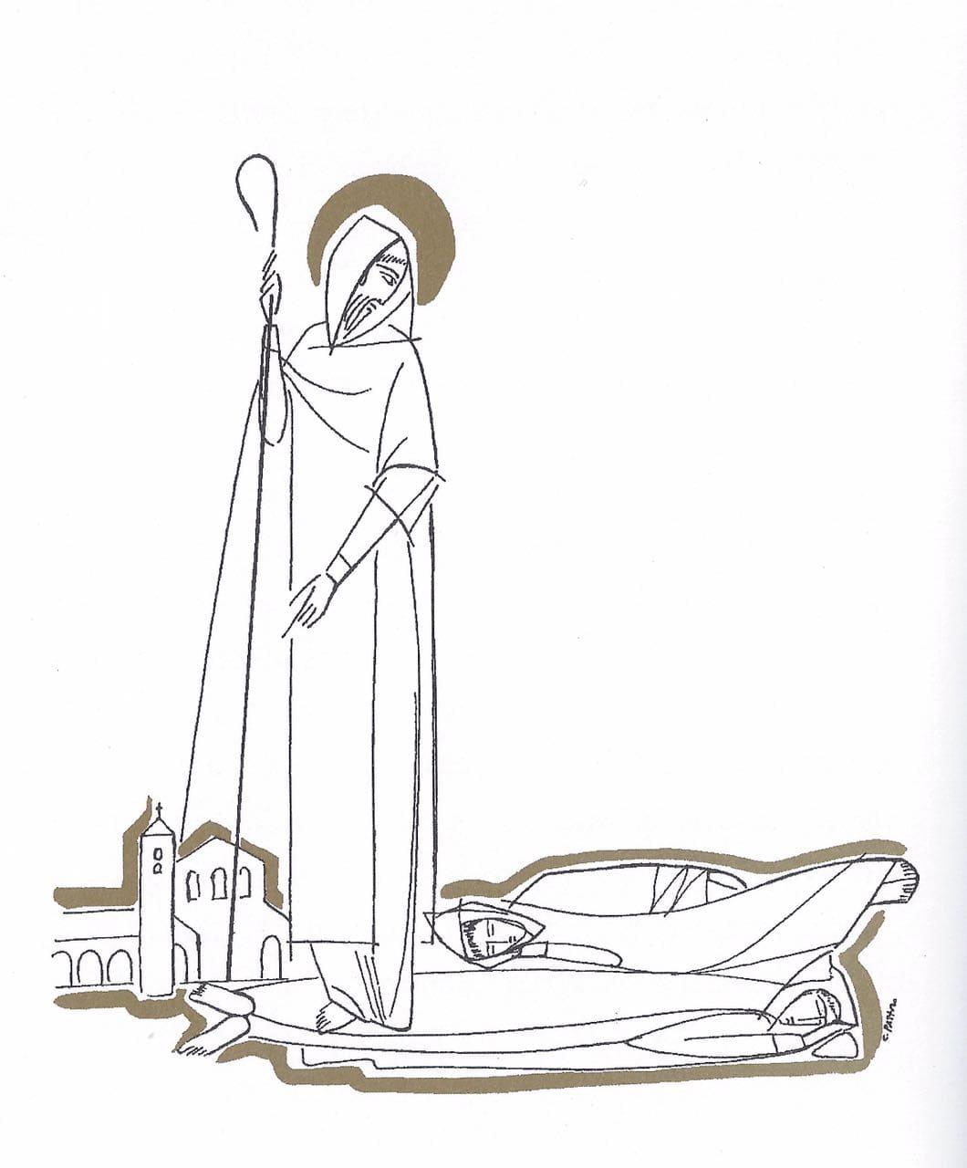 Cap. 22 - Vida e Milagres de São Bento