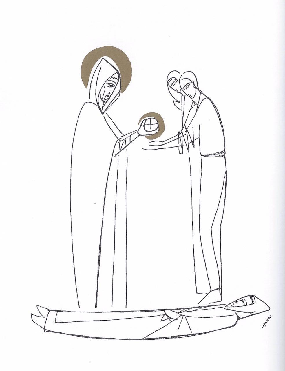 Cap. 24 - Vida e Milagres de São Bento